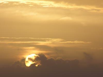 Sun Rise Day 17