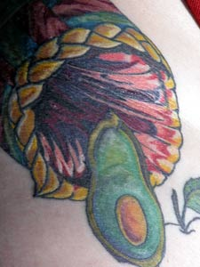 Cornucopia Tattoo