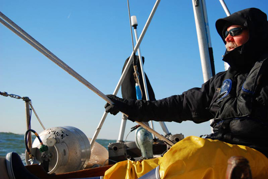 James At The Helm