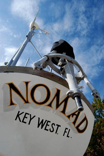 S/V S.N. Nomad, Key West, FL.
