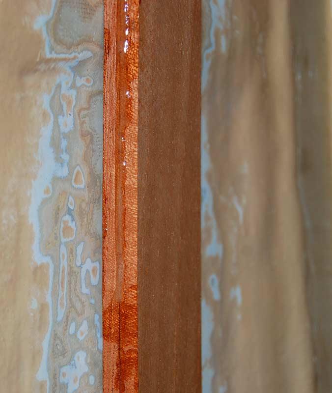 Laminated Cedar